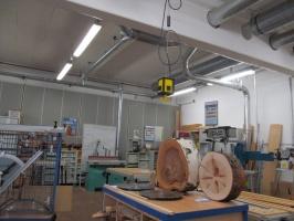 Дослідницький цех обробки дерева