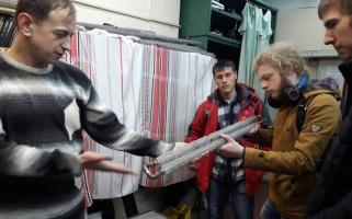 Практичні заняття в лабораторії з теплообмінними апаратами