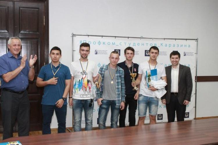 Студенти фізико-енергетичного факультету здобули золоті медалі