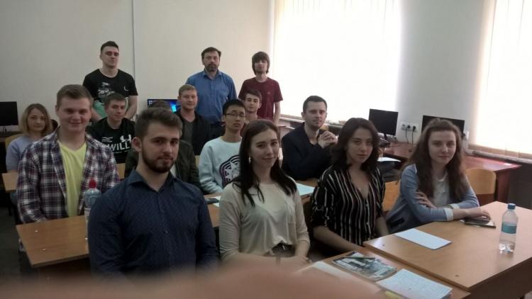 Науковий семінар на тему «Теорія складності обчислень»