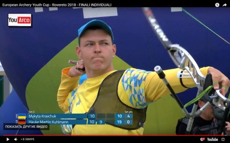 Майстер спорту України міжнародного класу