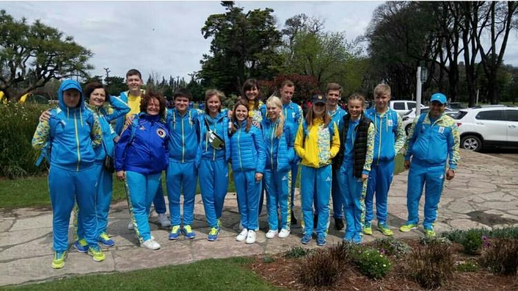 Вітаємо учасника чемпіонату світу серед юніорів