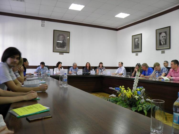 Науково-технічна конференція «ФІЗИКО-ТЕХНІЧНІ ПРОБЛЕМИ ЕНЕРГЕТИКИ ТА ШЛЯХИ ЇХ ВИРІШЕННЯ 2017»