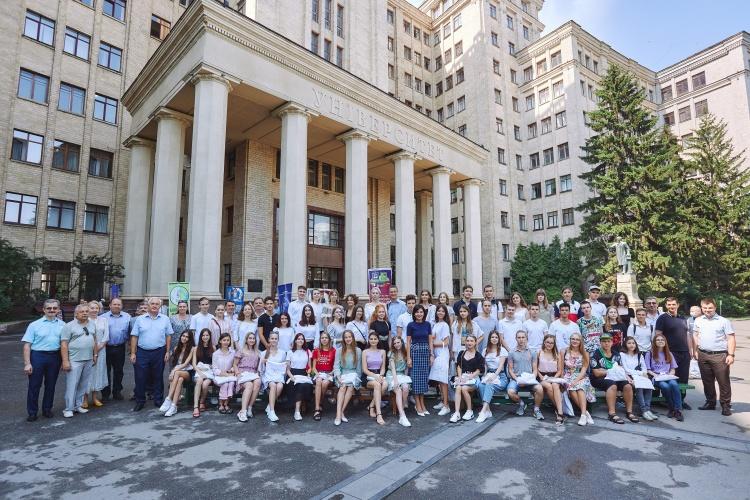 Каразінський привітав абітурієнтів 200-бальників