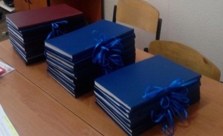 Вітаємо магістрів спеціальності 8.04020401 – «прикладна фізика» з успішним захистом дипломних робіт!