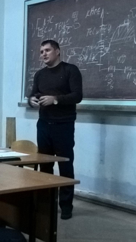 Науковий семінар Віталія Филенко