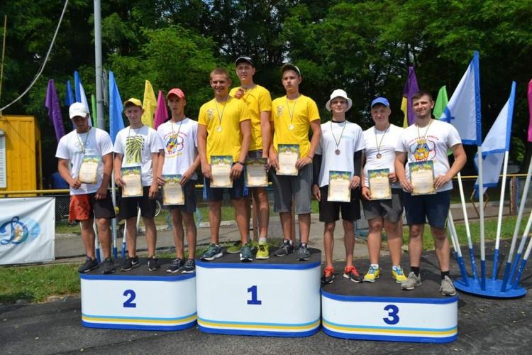 Чемпіонат України зі стрільби з лука серед юніорів