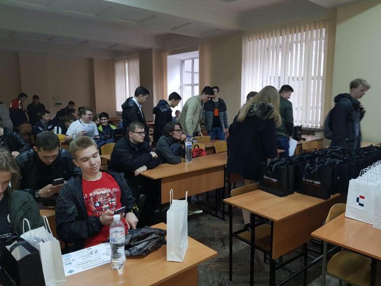 Перший (університетський) етап Всеукраїнської студентської олімпіади з програмування