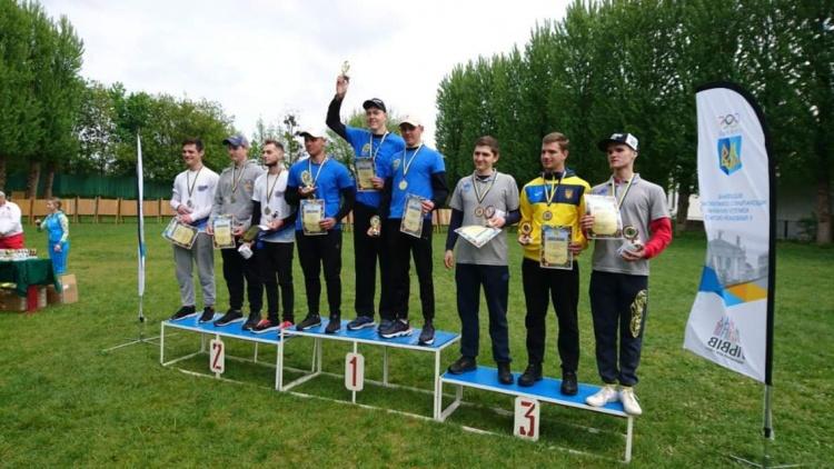 Всеукраїнські змагання «Олімпійські Надії»
