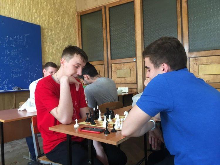 Результати спартакіади з шахів